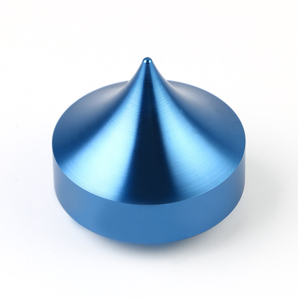 Speaker accessories Blue Aluminum bullet