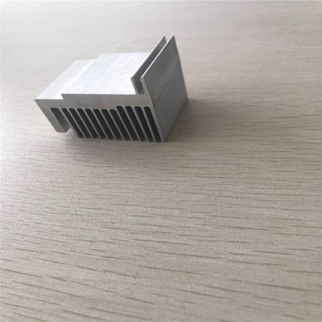 3003 CNC Extruded Aluminum Heat Sink cooling fin