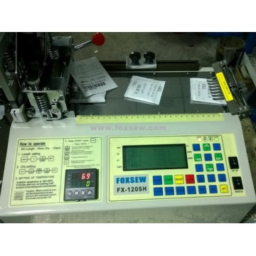 Automatic Woven Label Cutting Machine
