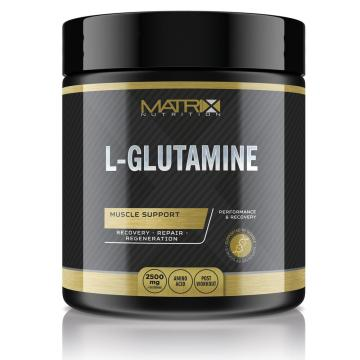 can l-glutamine cause constipation