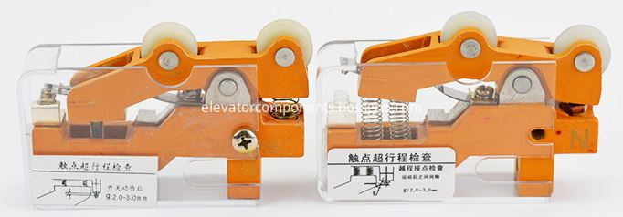 Hitachi Elevator Cam Switch with double rollers
