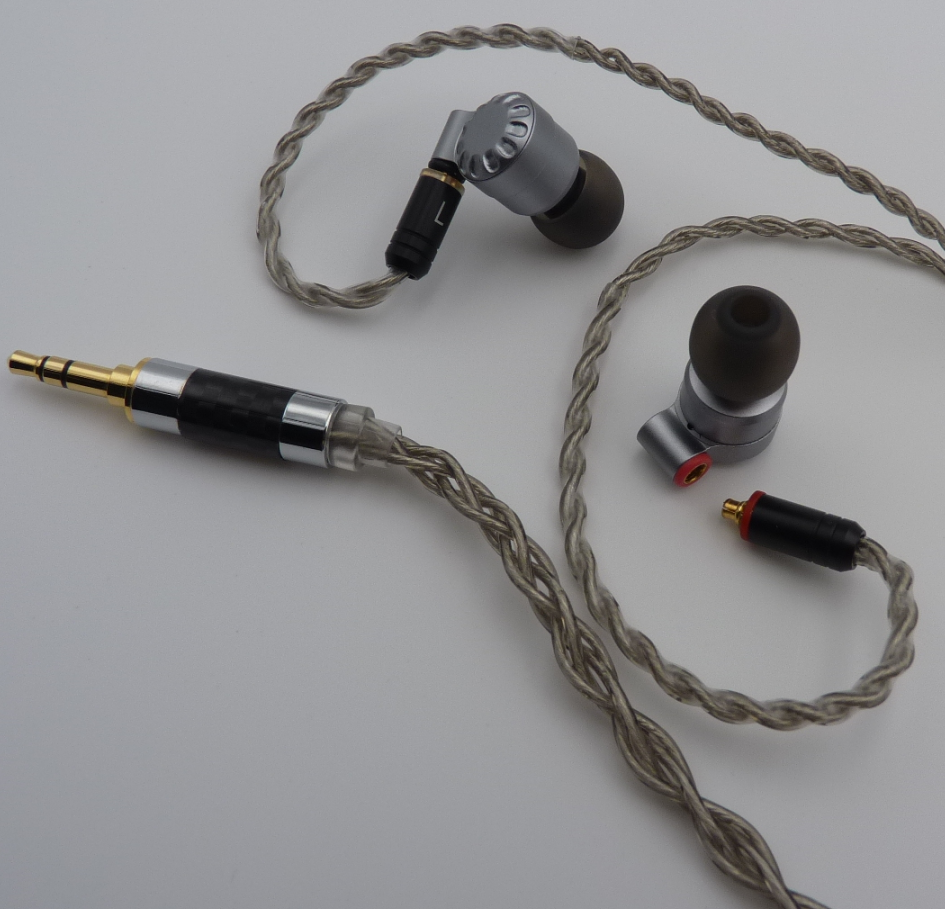 Wired Earbuds with Detachable Cables