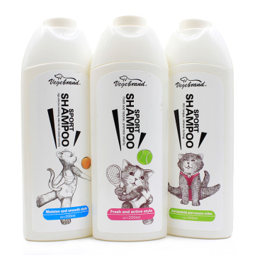 All natural biological pet cat shampoo