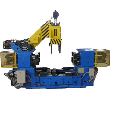 Multipurpose  tilting gravity casting machine