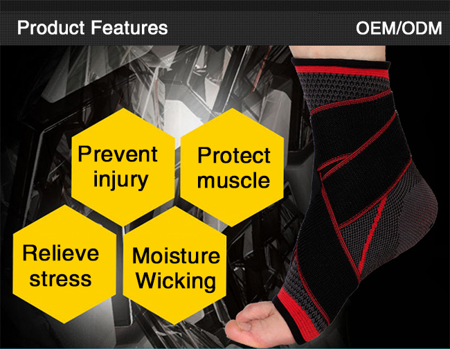 Comfortable Ankle Brace