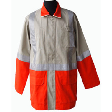 Welding Worker Fire Protective Clothing
