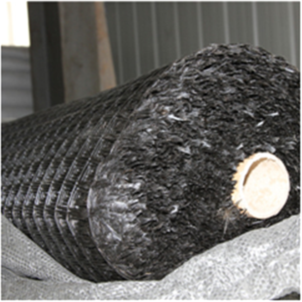 High strength fiberglass geogrid