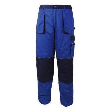 Winter Blue Men Pants