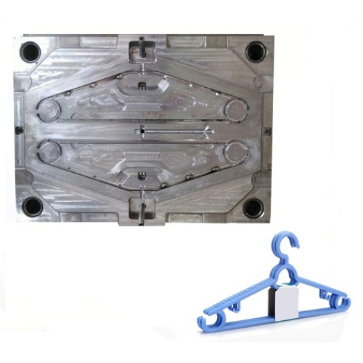 Customized all kinds plastic hanger injection moulds