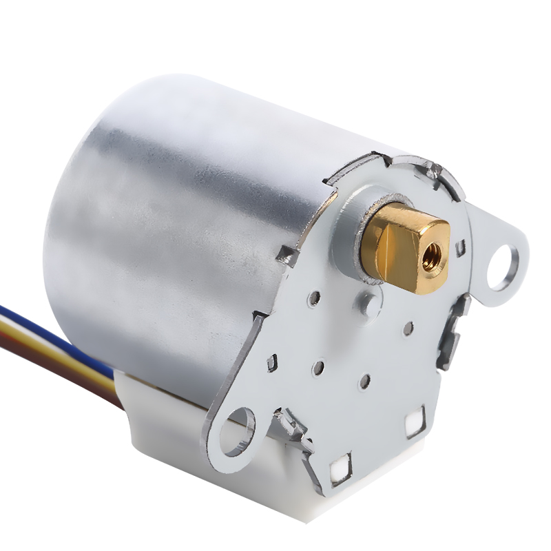Permanent Magnet Type Stepper Motor for Electronic Scale