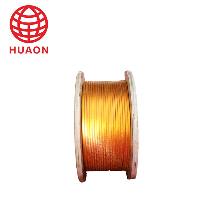 Fiberglass and Polyimide Film Copper Wire For Motor