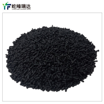 Developed micro-pore structure  activated carbon