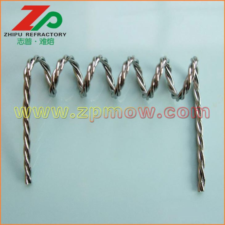 99.95%Stranded tungsten wire heater