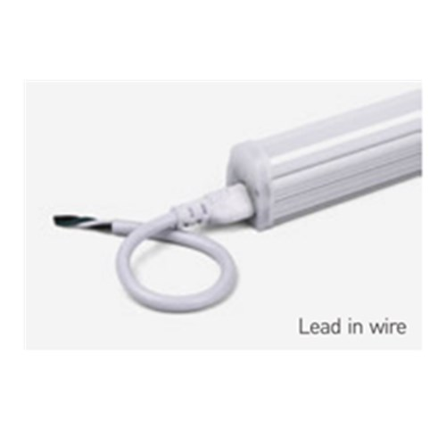led tube light with fixture