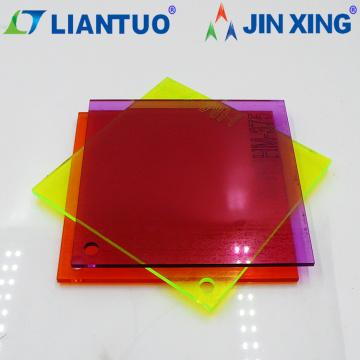 5mm Transparent Clear Acrylic Panel Plexiglass Plastic Sheet