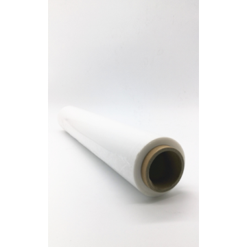 2 inch white translucent stretch film roll