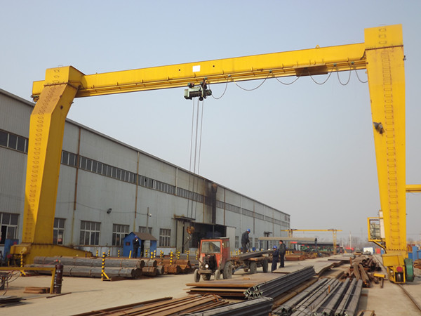 3T Single Girder Gantry Crane Price