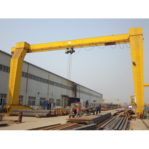 granite gantry crane hoist for sale