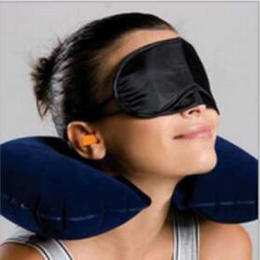 Super soft neck roll support travel pillow