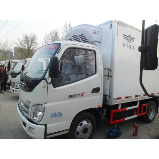 12V/24V front mounted truck refrigeration unit