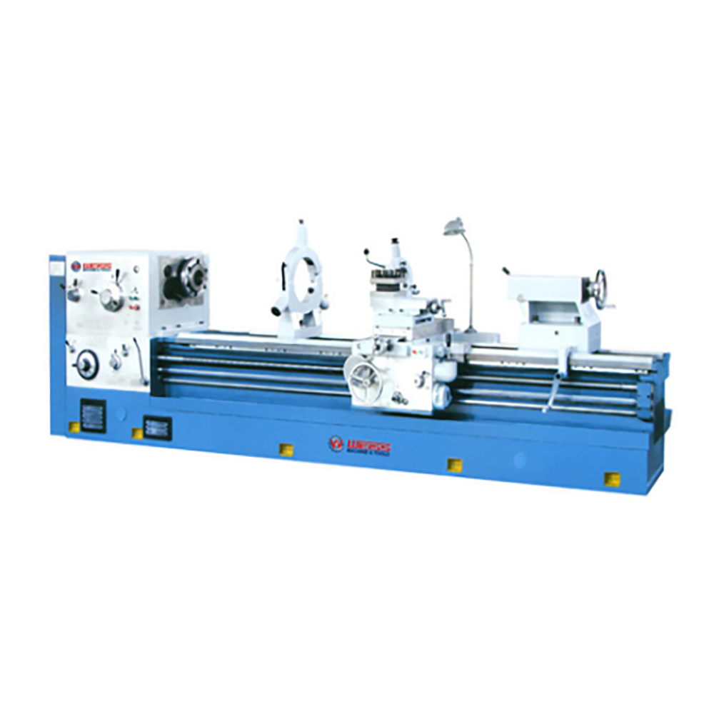 Heavey duty lathe Max.swing over bed