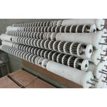 Ceramic Bobbin Heating Electric Radiant Tube