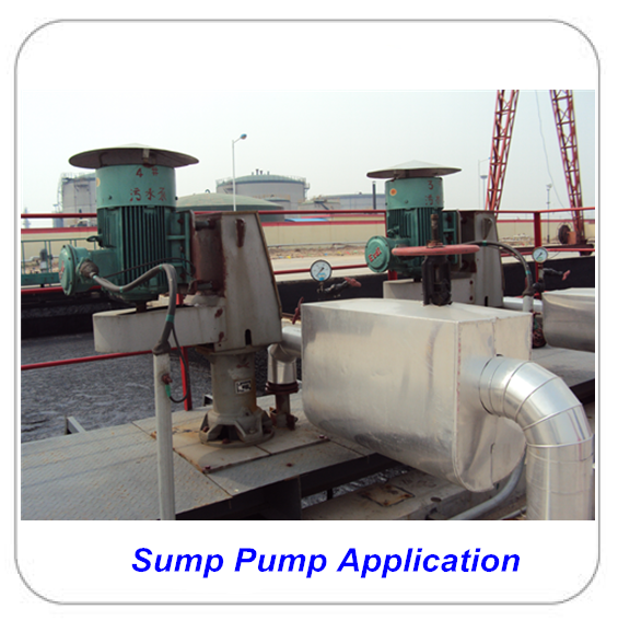 Sump Pump Application