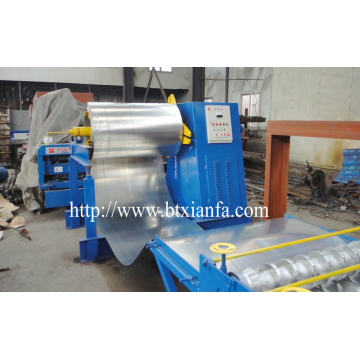 Aluminium  Sheets IBR Roll Forming Machine