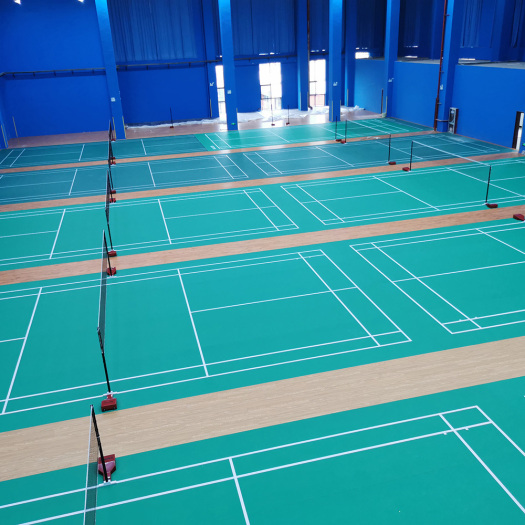 BWF approved badminton sports flooring