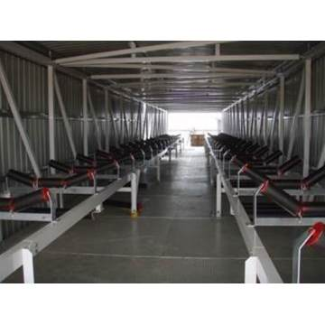Belt Conveyor for Coal Material Handling