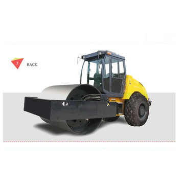 LTD210H Hydraulic Single Drum Vibratory Roller 10 Tons