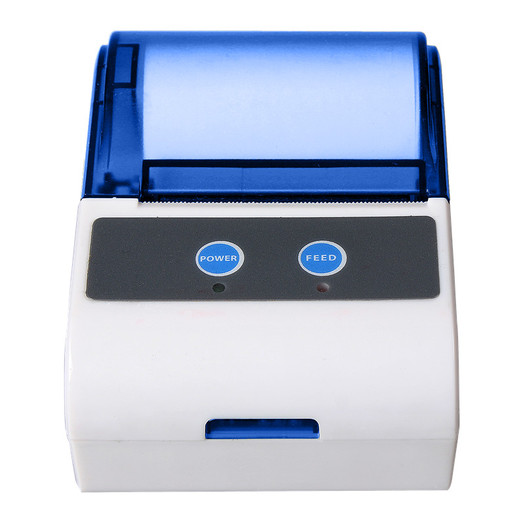 Mini thermal barcode printer handy smartphone printer