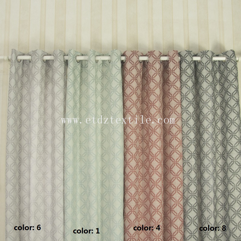 Summer exclusive curtain 6024