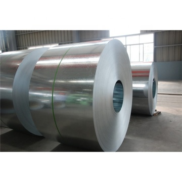 Hot dipped Galvanized Spangle Sheet Metal GI coil