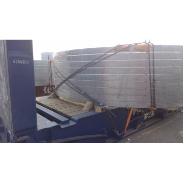 4.0MW Gravity Foundation Flange for Offshore Wind Power