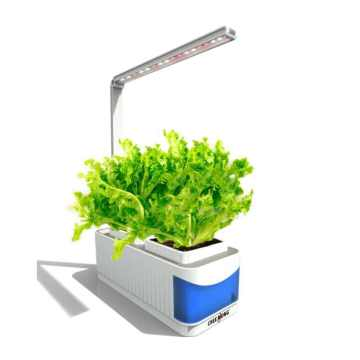 Colorful Hydroponic growing system Smart Garden Plant Desk table  Grow Light