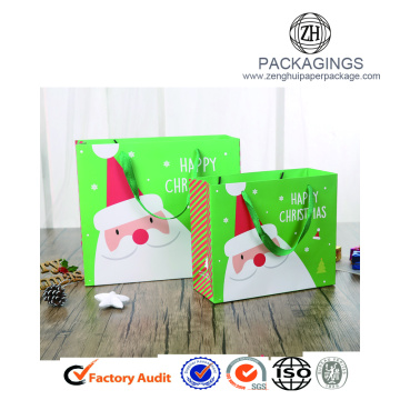 2017fancy christmas gift paper packaging boxes