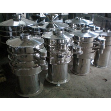 High Frequency Circular Vibro Screen
