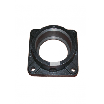Powder Coated Square Flange Bearing Housing