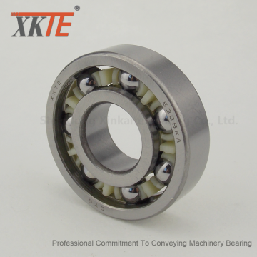 Conveyor Bearing For Channel Inset Trough Idler Spare Parts