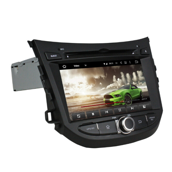 7 inch Hyundai HB20 2013 Car Multimedia System