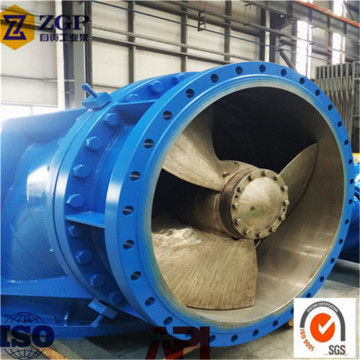 Horizontal Chemical Axial Flow Pump