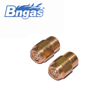 Customized brass nozzle jet  gas cooker nozzle