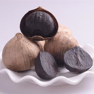 High Quality odorless Single Bulb Black Garlic