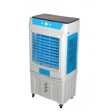 Glass Cover Blue Color 8000CBM Air Cooler