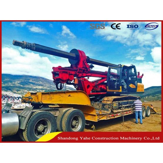 new machinery hydraulic   pile driver