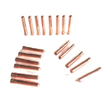 welding torch parts 10N21 10N22 tig torch collet