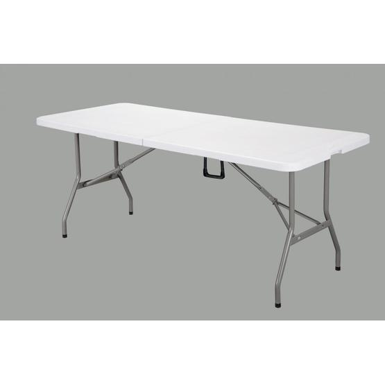 Plastic Folding table rectangle  for events