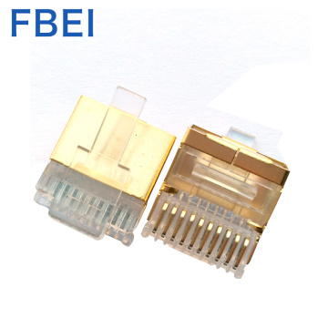 10 Pin STP connector