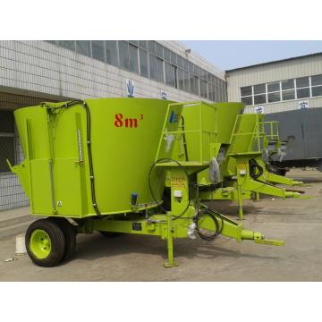 High efficiency Cow feeding mixer